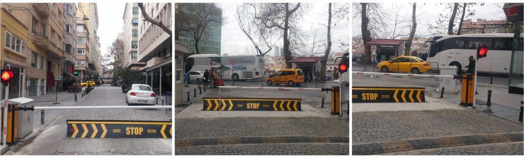 istanbul otomatik bariyer