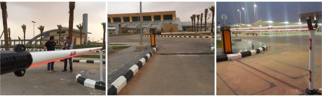 Suudi Arabistan Demir Yolu Projesi (SAR)